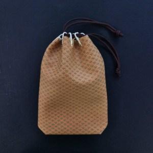 pattern: 更紗技法 青海波