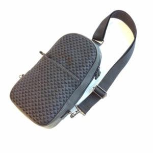 Sling bag. pattern: 鱗