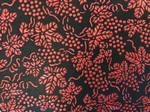 pattern: ぶどう