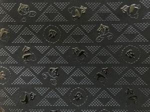 はっきよい 黒×黒パターン