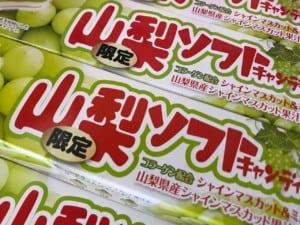 保延商会:山梨ソフトキャンディ